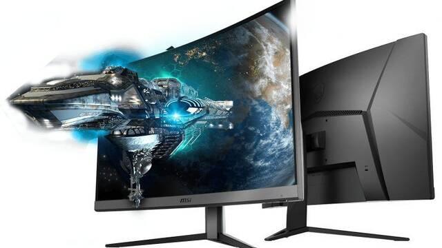 MSI MAG Optix G27C4, el nuevo monitor curvo de MSI con 165 Hz