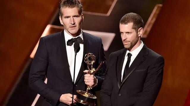 Juego de Tronos: Los showrunners hablan de la taza de café y los Emmy