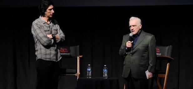 Martin Scorsese se declara fan incondicional de Adam Driver
