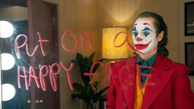 Joker 'seguro que estará' en la carrera de los Oscar