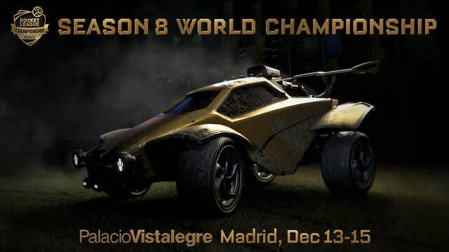 El Campeonato Mundial de Rocket League se celebrará en Madrid