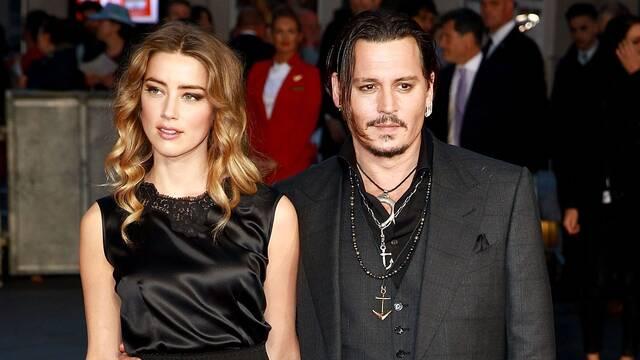 Depp acusa a Heard de hacerle chantaje con una foto consumiendo drogas