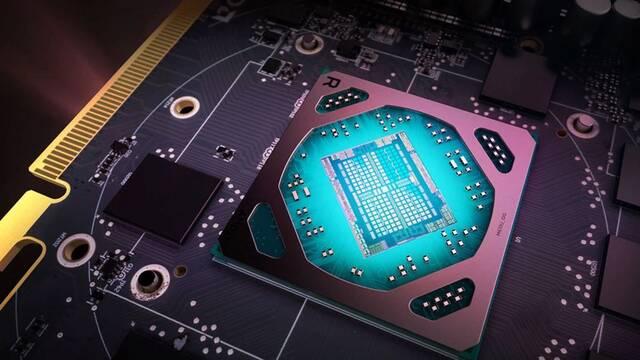 La AMD Radeon RX 5500 se deja ver en un primer benchmark