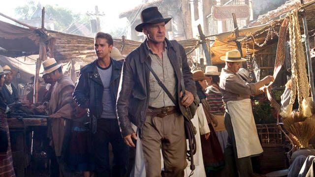 El guionista de Jurassic Park se encarga de Indiana Jones 5