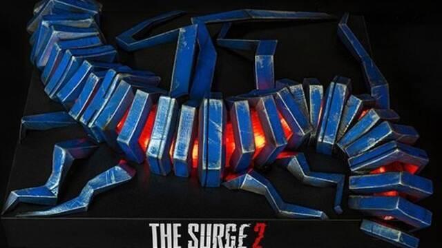 Así es la increíble Xbox One X personalizada con The Surge 2