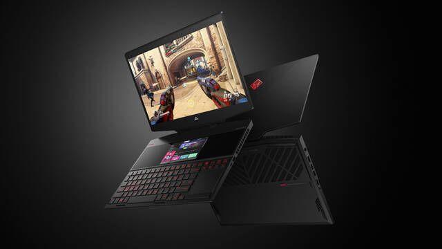 HP Omen presenta la versión final del X 2S, su portátil con doble pantalla