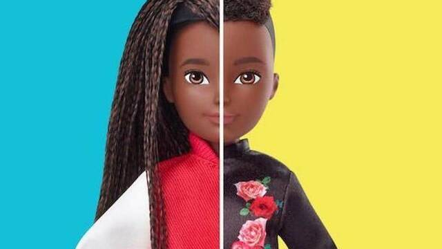 Mattel lanza una inclusiva línea de juguetes de género neutro
