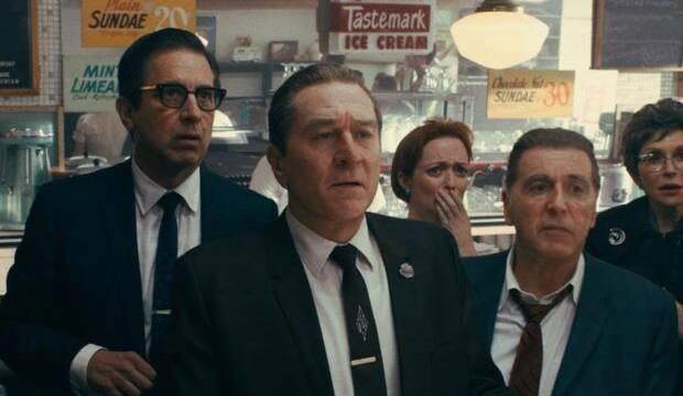 El Irlandés: Al Pacino y Robert De Niro a por todas en el nuevo tráiler
