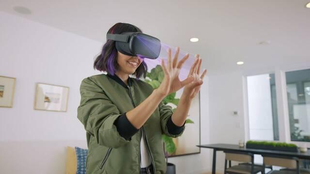 Oculus Quest añadirá un rastreador de manos y dedos en 2020