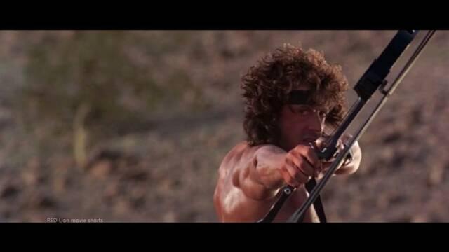 Ciencia en el cine: Las flechas explosivas de Rambo no funcionan