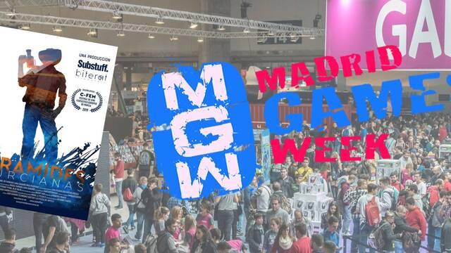 El documental Pirámides Murcianas se presentará en Madrid Games Week