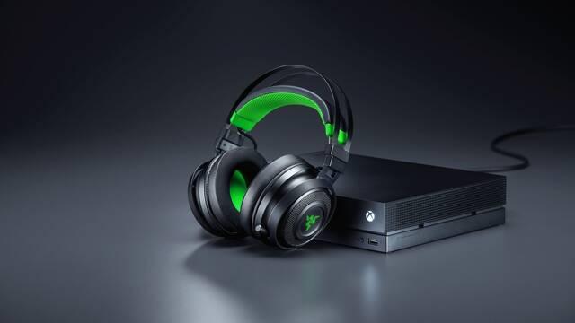 Razer Nari Ultimate son los nuevos auriculares para Xbox One