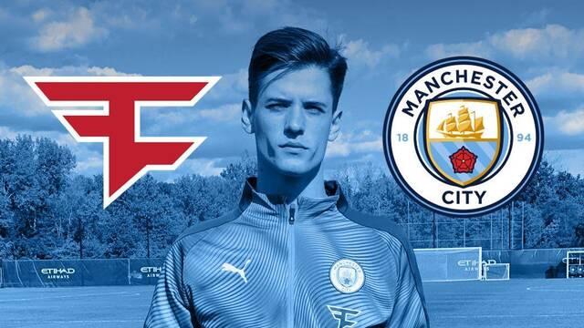 El Manchester City y FaZe unen fuerzas