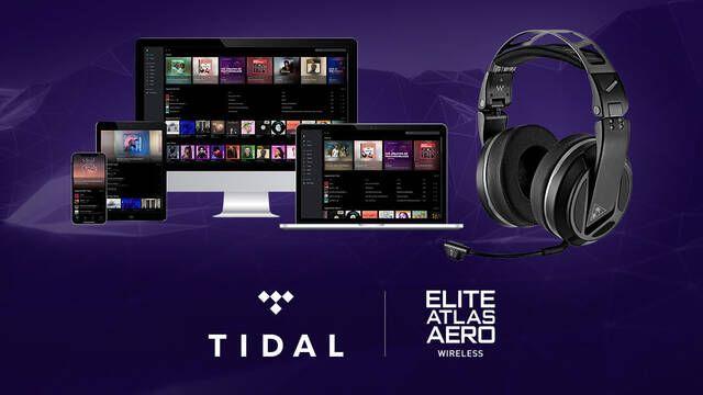 Turtle Beach lanza sus nuevos auriculares inalámbricos Elite Atlas Aero con sonido 3D