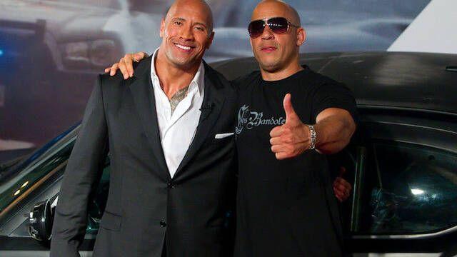 Fast & Furious: Dwayne Johnson y Vin Diesel entierran el hacha de guerra