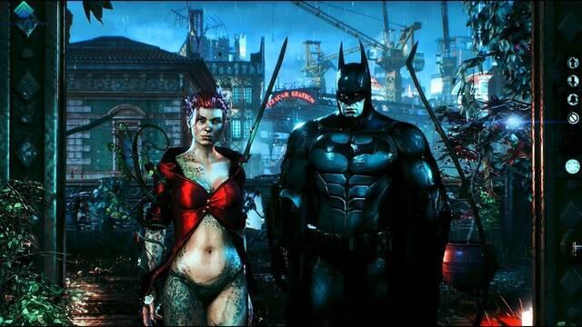 Así se ve Batman: Arkham Knight con Ray Tracing
