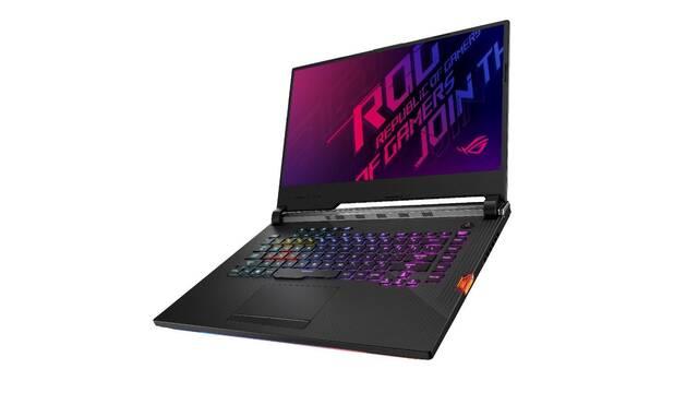 ASUS ROG presenta su nuevo portátil para jugar con monitor de 240Hz