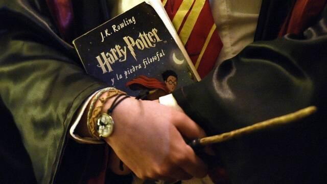 Una escuela católica censura los libros de Harry Potter por tener hechizos