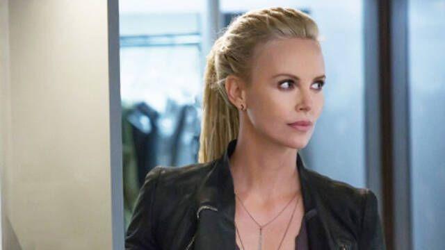 Charlize Theron revela su aspecto en Fast & Furious 9