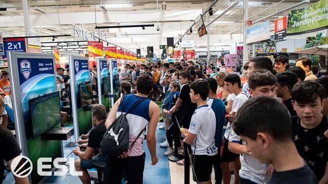 Sevilla será la nueva parada del Carrefour eSports Tournament