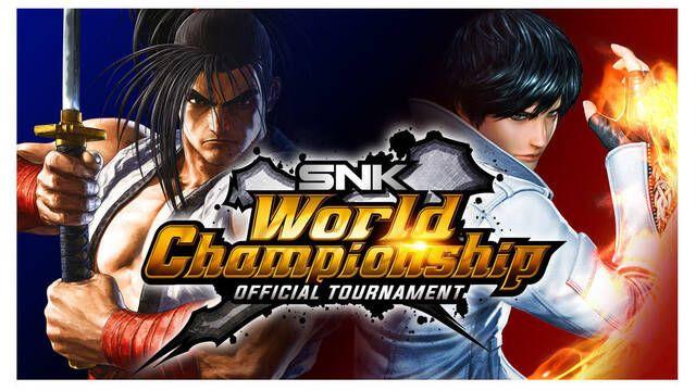 SNK anuncia el SNK World CHampionship de Samurai SHodown y The King of Fighters XIV