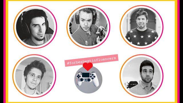 Estos son los 5 influencers más importantes del mundo de los videojuegos en España