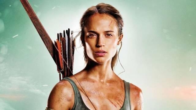 Tomb Raider regresa con Alicia Vikander el 19 de marzo de 2021