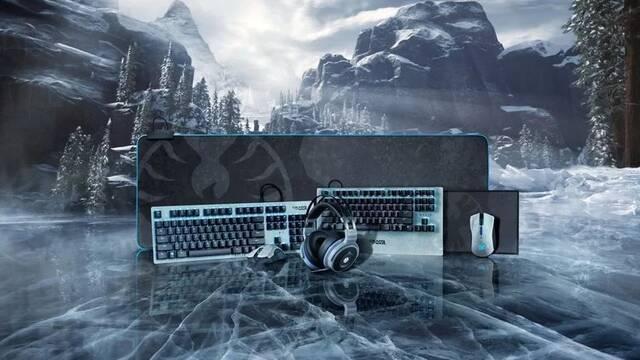 Razer lanza 5 nuevos periféricos oficiales de Gears 5