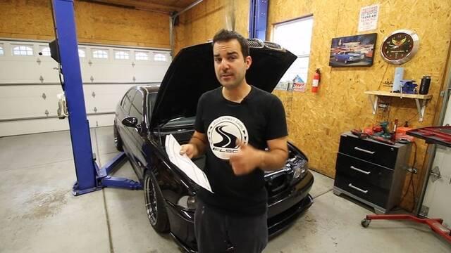 Le dieron un presupuesto de 17.000 dólares... y arregló su coche por 675