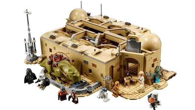 Star Wars: LEGO saca su impresionante versión de la Cantina de Mos Eisley