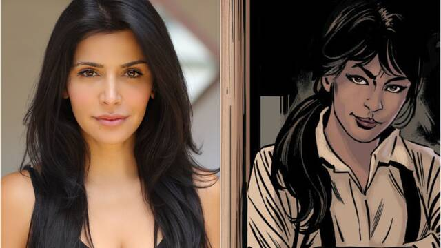 Batwoman: Fichan a Shivani Ghai como la villana Safiyah Sohail