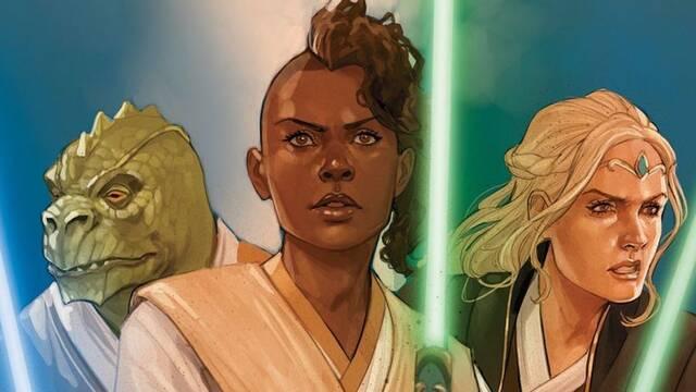 Star Wars: Primeros detalles del cómic de High Republic