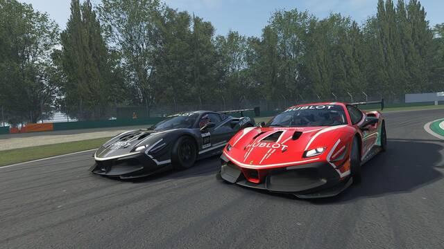 Ferrari Hublot Esports Series celebrará este fin de semana su segunda jornada