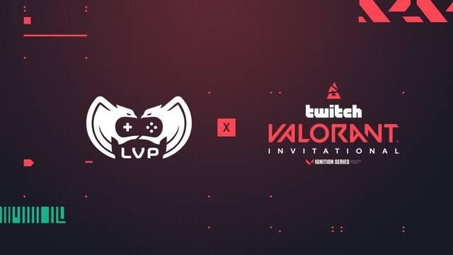 LVP retransmitirá en castellano la el Twitch Valorant Invitational de la Ignition Series