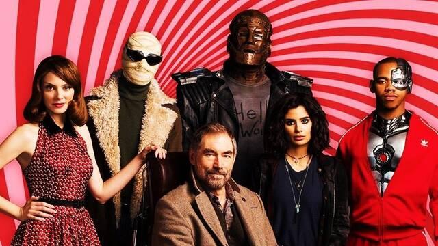 Doom Patrol: El alocado grupo de DC renueva por una Temporada 3