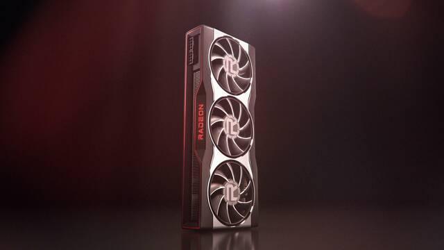 Primera imagen oficial de la AMD Radeon RX 6000