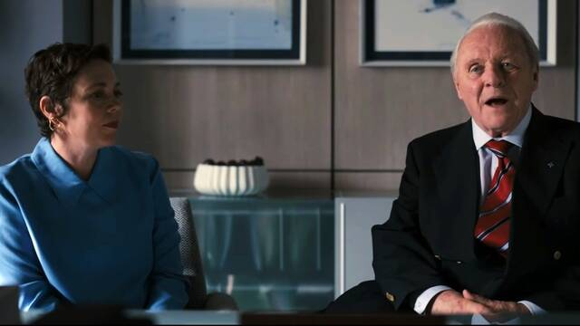 El Padre une a Anthony Hopkins y Olivia Colman en pantalla