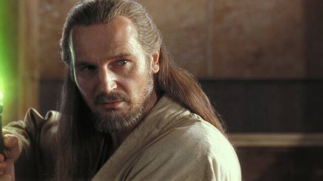 Liam Neeson: 'Estoy orgulloso de La Amenaza Fantasma y siempre defenderé a Jar-Jar Binks'