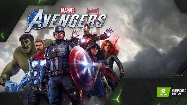 Marvel's Avengers se une al catálogo de NVIDIA GeForce Now