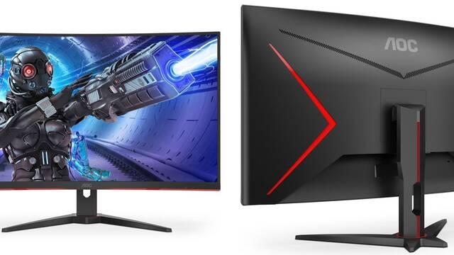 AOC presenta sus monitores C32G2ZE y C27G2ZE para jugar Full HD y con 240 Hz