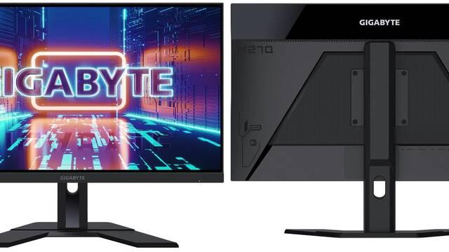 Gigabyte presenta sus nuevos monitores para jugar M27 y M27Q