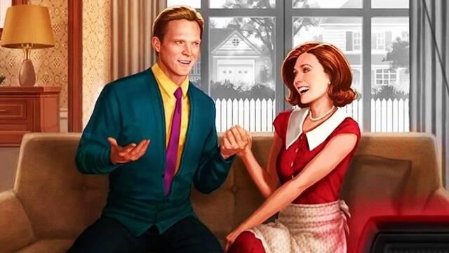 WandaVision sigue prevista para debutar este año, según Disney