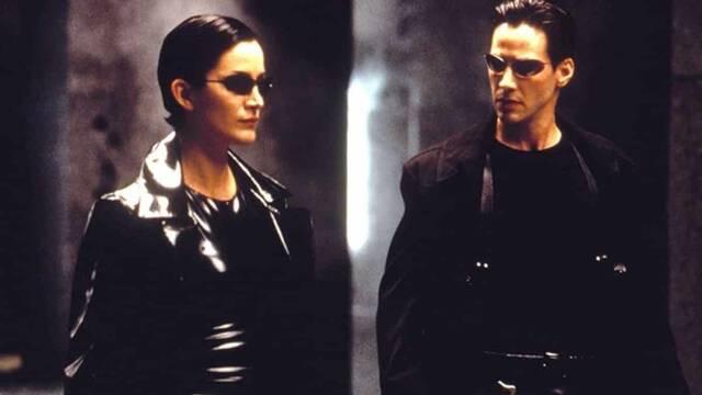Matrix 4: Keanu Reeves cree que la cuarta parte 'es una gran historia de amor'