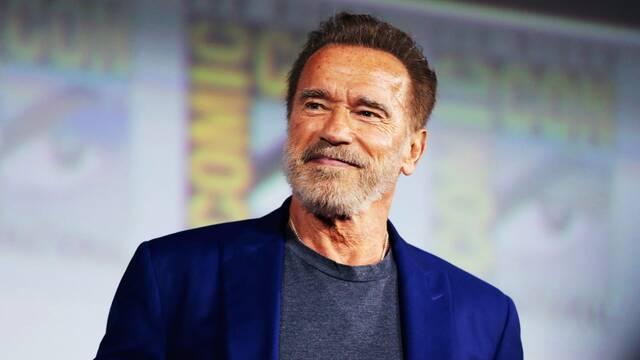 Arnold Schwarzenegger prepara su debut en TV con una serie de espías