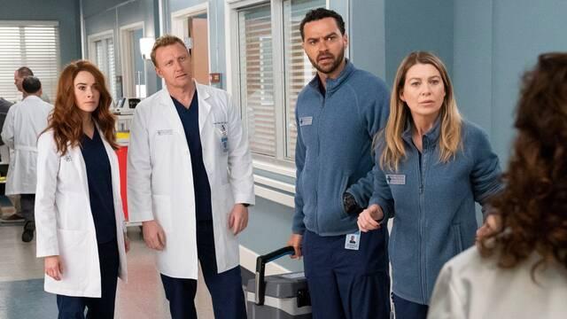 La veterana Anatomía de Grey rodará su temporada 17 este septiembre