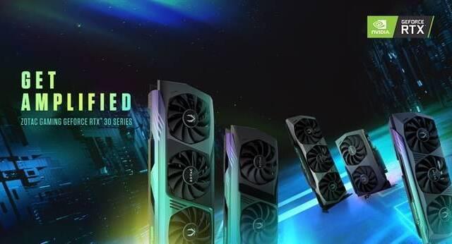 Zotac presenta sus primeras tarjetas ZOTAC GAMING GeForce RTX 3090, 3080 y 3070