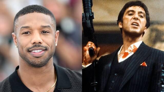 El remake de Scarface podría contar con Michael B. Jordan como protagonista