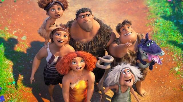 Los Croods: Una nueva era presenta su prehistórico y divertido tráiler