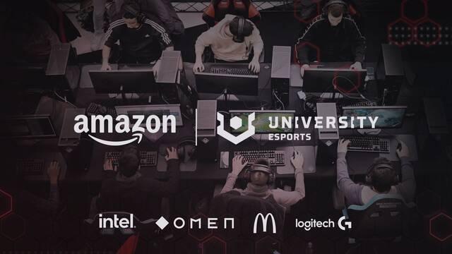 Amazon University Esports comienza su 6ª Temporada