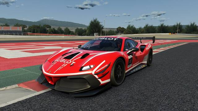 Marcin Swiderek gana la tercera eliminatoria del Ferrari Hublot Esport Series